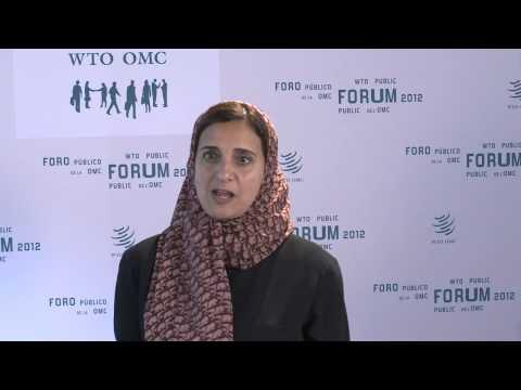 H.E. Sheikha Lubna Al Qasimi @ Social Media Corner