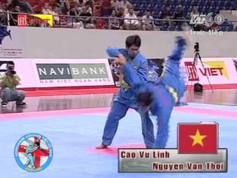 The 1st WVVF World Vovinam Championship 2009