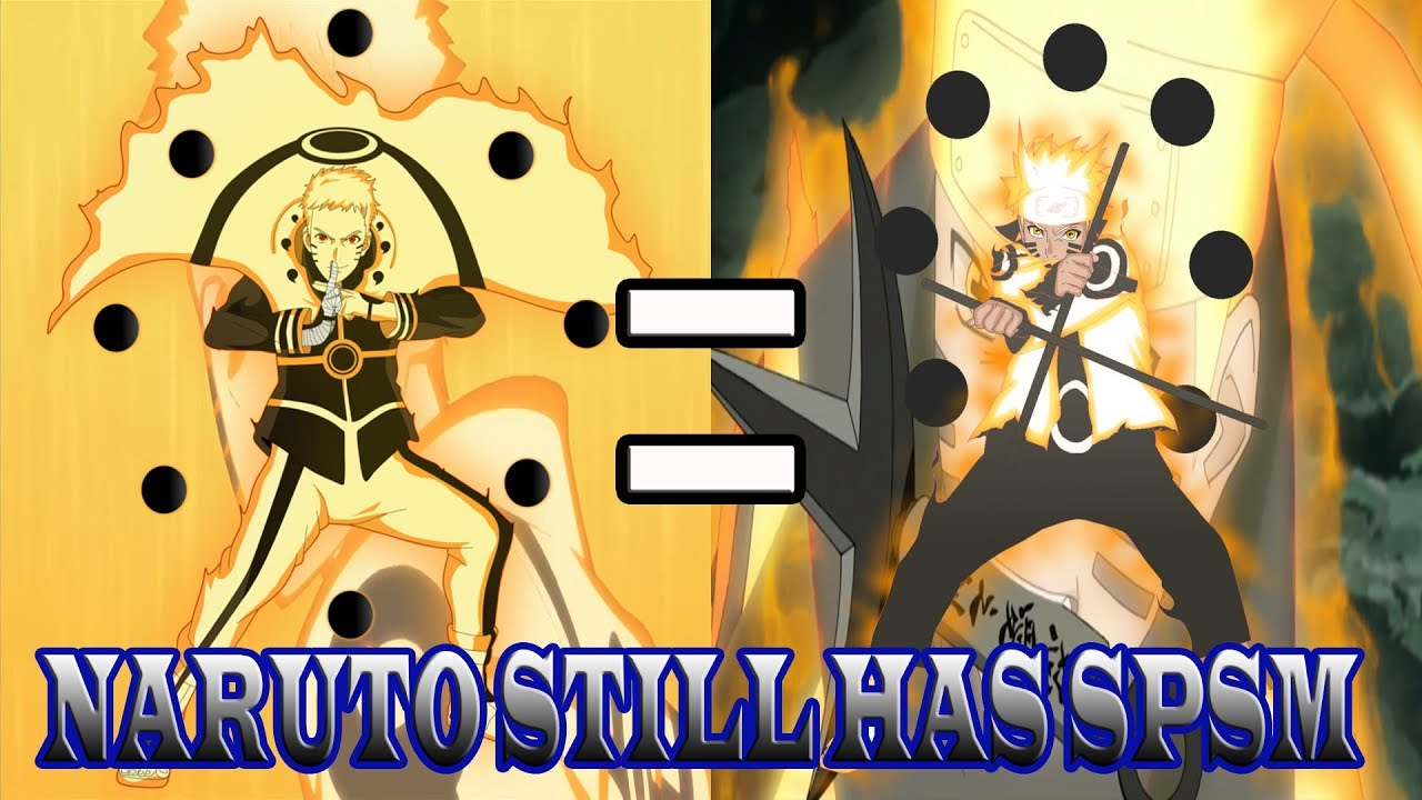 Naruto Still Has Six Paths Sage Mode And It S Stronger Than Ever