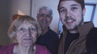 Za babičkou a dědou do Brna [VLOG]