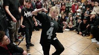 Poppin Jun & Phoenix lil'Mini vs. Zel & T.F.A | D-trix Lollicup Jam