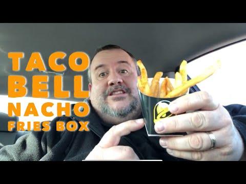 Taco Bell Nacho Fries Box $5