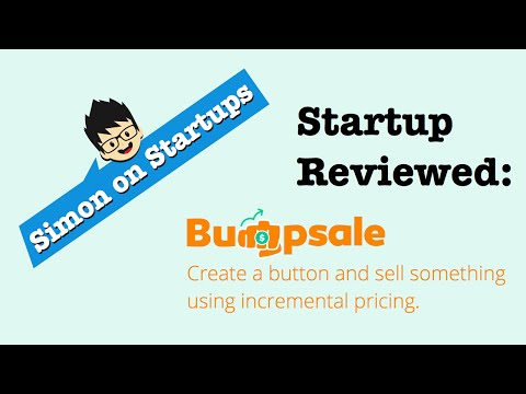 Startup Review: Use Bumpsale to increase sales