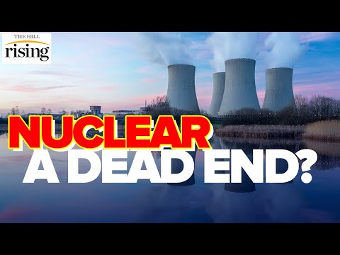 Greg Jaczko: Funding Nuclear Energy Is A WASTE Of Government Resources, The Industry Is DYING
