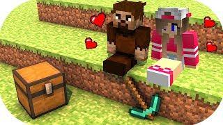 FAKİR'İN SEVGİLİSİ GERİ DÖNDÜ! 😱 - Minecraft