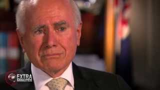 EXTRA MINUTES | Former PM John Howard's stance on immigration