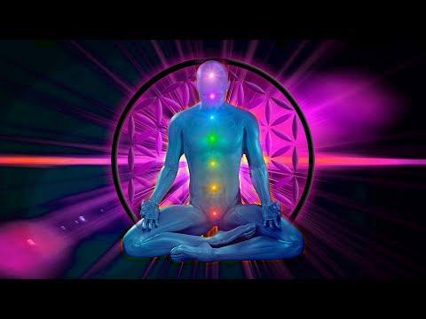 MIRACLE Sound⎪Perfect State 963 Hz ✚ 936 Hz Crown Chakra Healing Solfeggio Mirror Fusion 432Hz
