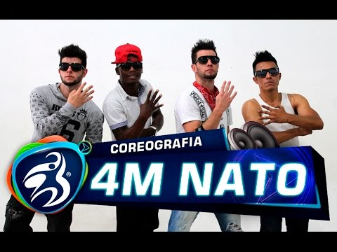 4M Nato - Mc Davi - Move Dance Brasil - Coreografia