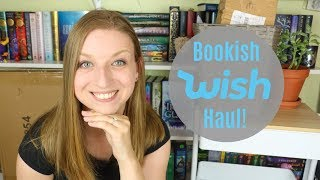 Buying Bookish Things From Wish!