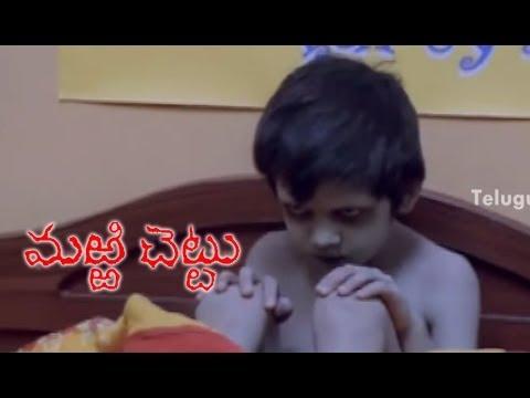JD Chakravarthy talking to a Ghost - RGV - Marrichettu Horror Movie Scenes - Vastu shastra