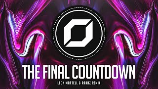 PSY-TRANCE ◉ Europe - The Final Countdown (Leon Martell & RΛKHZ Remix) feat. Basshunter