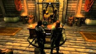 The Elder Scrolls 5 Skyrim выйти замуж-женится