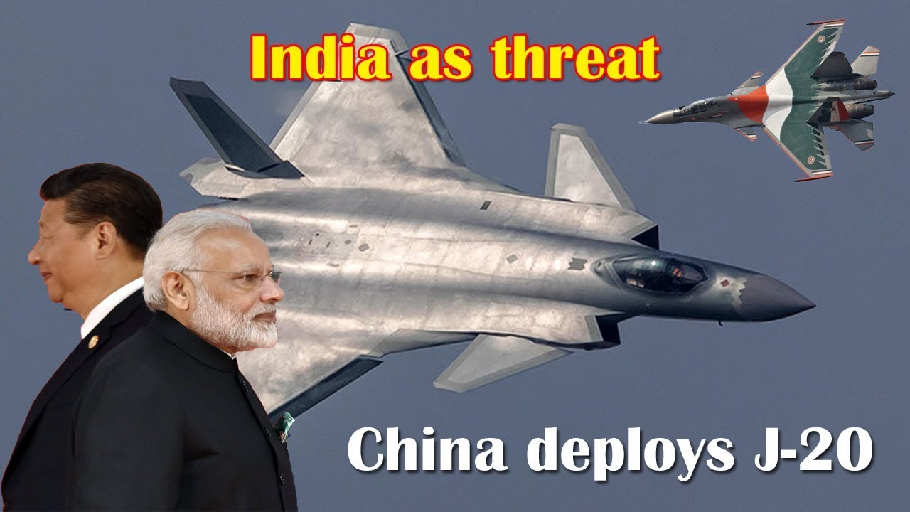China deploys J-20 stealth jet fighter, names India as ...