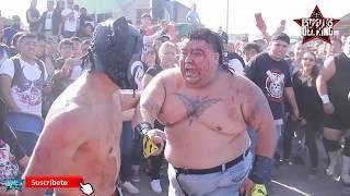 Ovett, Lunatik Extreme y Advertencia vs Shere Kanh, Memo Romero y Terremoto en Zona 23