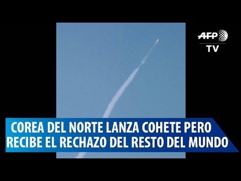 Preocupación mundial por misil de largo alcance de Corea del Norte