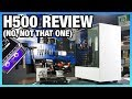 NZXT H500 Case Review | Thermals, Noise, & Cable Management