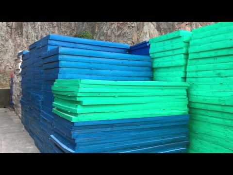 Low Density Colorful EVA/PE Foam Sheet 2-90mm for sale-nbeva.com