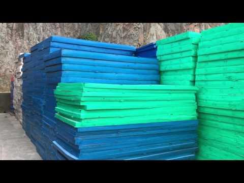 Low Density Colorful EVA/PE Foam Sheet 2-90mm for sale-nbeva.com