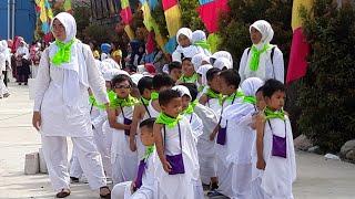 CARA MANASIK HAJI    Belajar berhaji dari TK Kober Baiturrahim