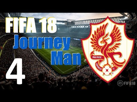 Fifa 18 - Journey Man Part 4 - Good Ol Sipsy
