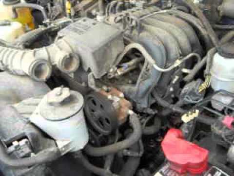 Talk Through Changing A Mazda B Pick Up
