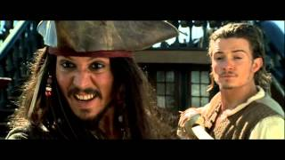 2013 Pirates of the Caribbean - The Curse of the Black Pearl Trailer Music Video