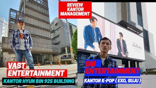 Review | Kantor Drakor Vast Entertainment Milik Hyun Bin | Dan Kantor K-pop SM Entertainment