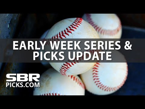 MLB Early Series Betting Preview with P-Lo