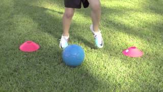 Learn Soccer At Home: Basic U6-U8 Soccer Skills