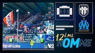 VIDEO: Angers 0-2 OM l La victoire depuis le parcage visiteur
