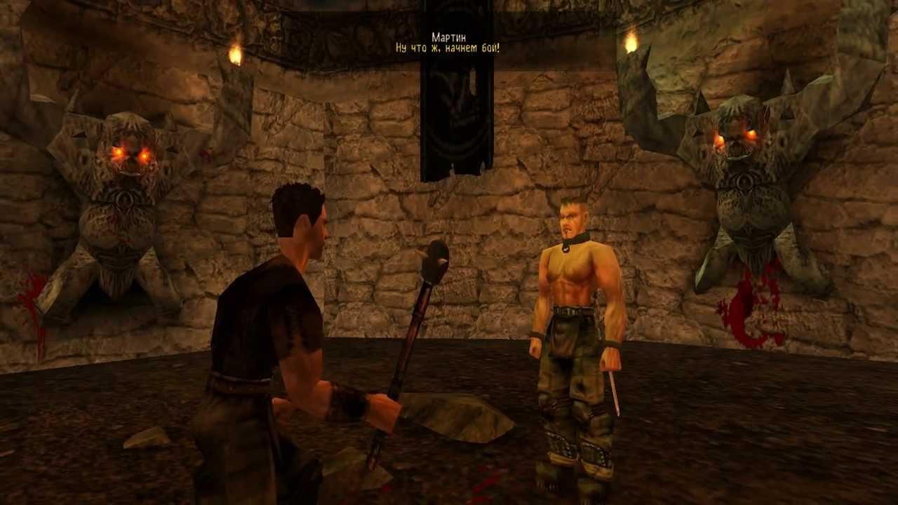 Игра gothic 2 dark saga (2012) скачать через торрент на pc.