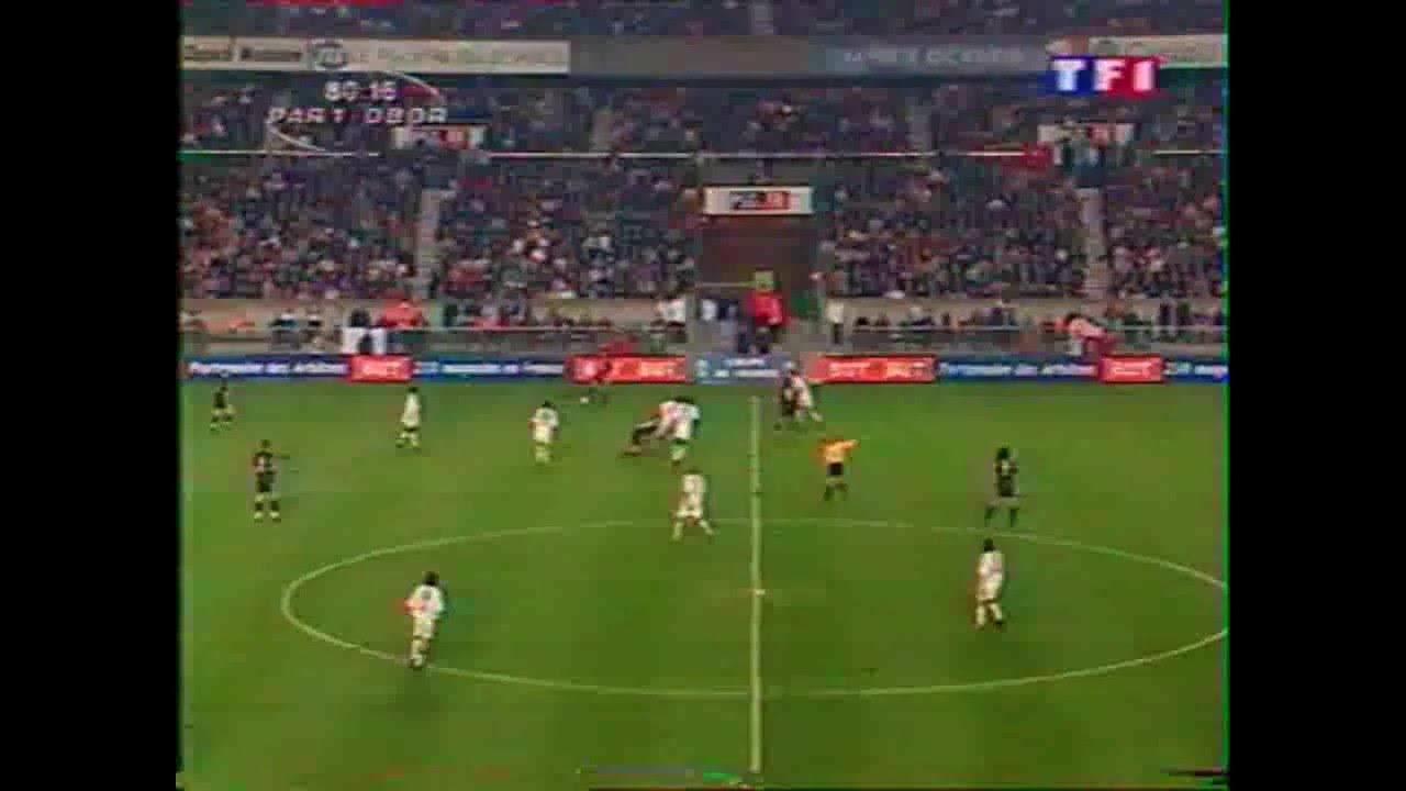 Ronaldinho stal showen fran zlatan