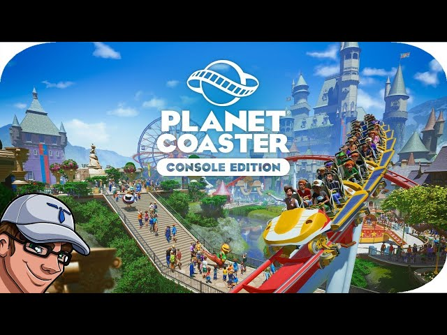 First 10 Minutes  - Planet Coaster  - Xbox Game Pass