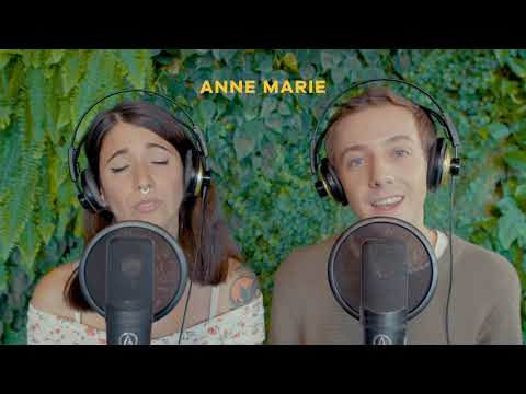 David Rees y Bely Basarte - Mashup de LOS40  Awards 2018