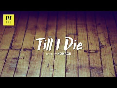 (free) 90s Old School Boom Bap type beat x hip hop instrumental | 'Till I die' prod. by HOMAGE