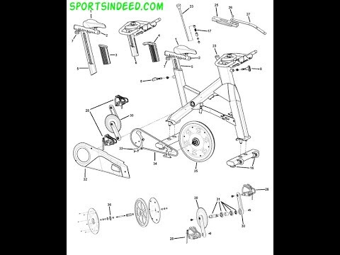 hqdefault how to assemble your spin bike for all brands youtube