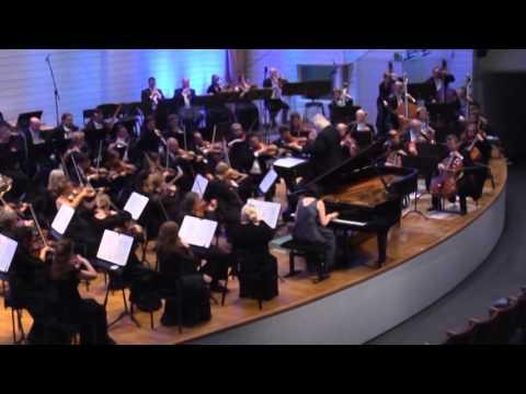 Tshaikowski Piano Concerto B-flat minor, Valeria Resjan