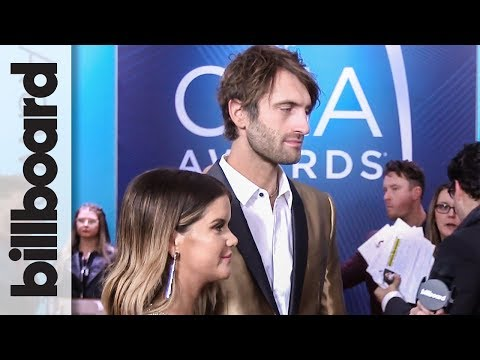 Maren Morris & Ryan Hurd Talk New Music, Their Wedding, & More | CMAs 2018 Mp3
