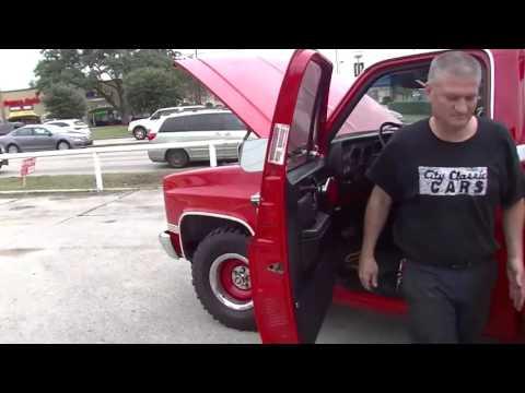 1984 Chevrolet Silverado Autos Car For Sale in Houston, Texas
