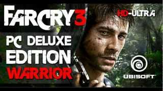 FAR CRY 3 Part 1 Walkthrough - HD 1080p Warrior-Difficulty PC DELUXE EDITION - Make A Break For It