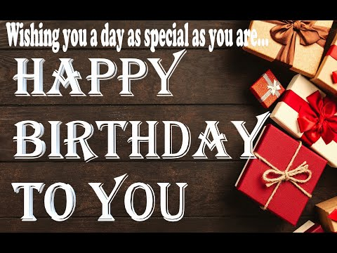 YOU`RE SPECIAL HAPPY BIRTHDAY TO YOU | HAPPY BIRTHDAY SONGS 2020
