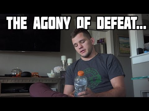 MMA Vlog Episode # 17 | The Agony Of Defeat | No edits, just my thoughts