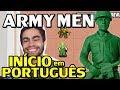 Army Men (Soldadinhos de Brinquedo - GBA) - O Início em Português