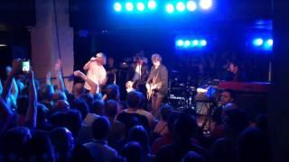The Charlatans - Plastic Machinery - live at the New Slang, Kingston, 25 May 2017