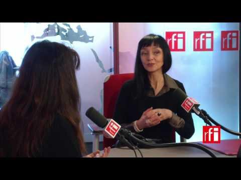 RFI Convida a atriz portuguesa Maria de Medeiros