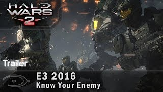 Halo Wars 2 - Know your enemy (Trailer E3 2016 VOST)