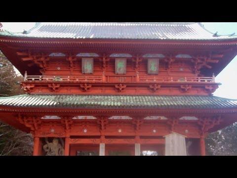 Daimon Gate (大門), Koyasan, Wakayama Prefecture