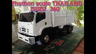 phuthon scale thailand isuzu gxz