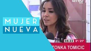 Los lujos de Tonka Tomicic
