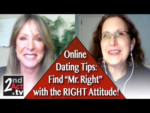 Baby Boomer Dating Tips!!! How To Attract Men With The Right Attitude!